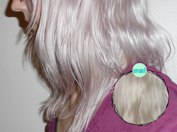 cheveux aprs coloration marshmallow - Shampooing Apres Coloration