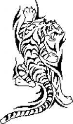 tribal02 tigre grille pt
