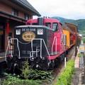 DE 10 1156 transformée en Romantic Train