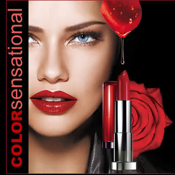 jai test le rouge lvres color sensational de gemey maybelline - Gemey Maybelline Color Sensational