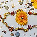 Parure Romantic Flower vendue (2)