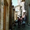 Bonifacio - Ruelle dans la ville haute