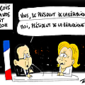 Franois Hollande  20 H chez Chazal, l'tre et le nant