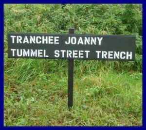 Tranchée Joanny