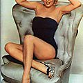 1952 marilyn pin-up par nickolas muray