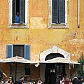 Rome en été (5: colisée, panthéon, trastevere...)