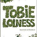 Timothée de fombelle - tobie lolness t.1 : la vie suspendue