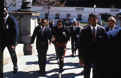 Michael Jackson White House Meeting - April 5, 1990 3 (9)