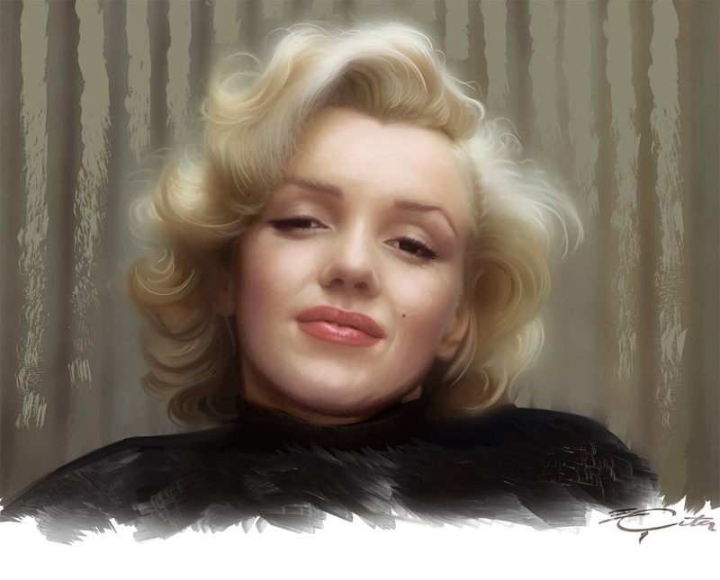 art_by_emrullah-cita-marilyn-monroe