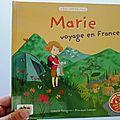Marie voyage en france