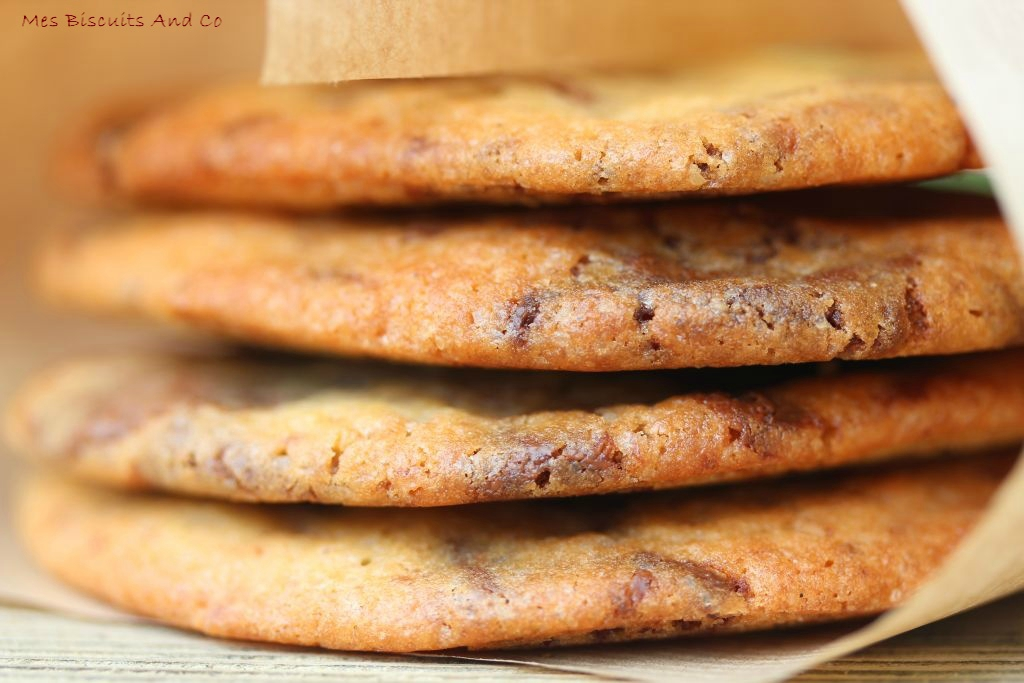 Bakery Style XXL Chocolate Chip Cookies Recipes — Dishmaps