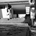 marc halfcab heelflip front