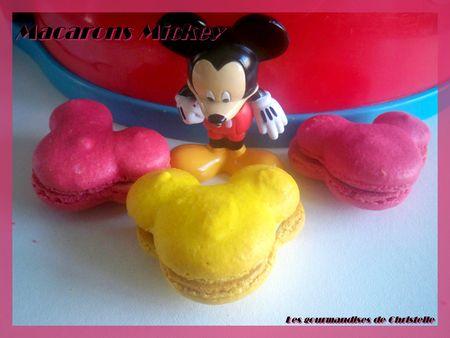 Macarons_Mickey
