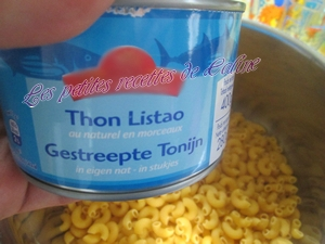 One pot pasta au thon07