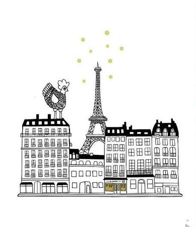 motif paris