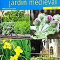 les plantes du jardin medieval par melina salaun aux ed jean-paul gisserot