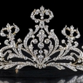 A diamond tiara