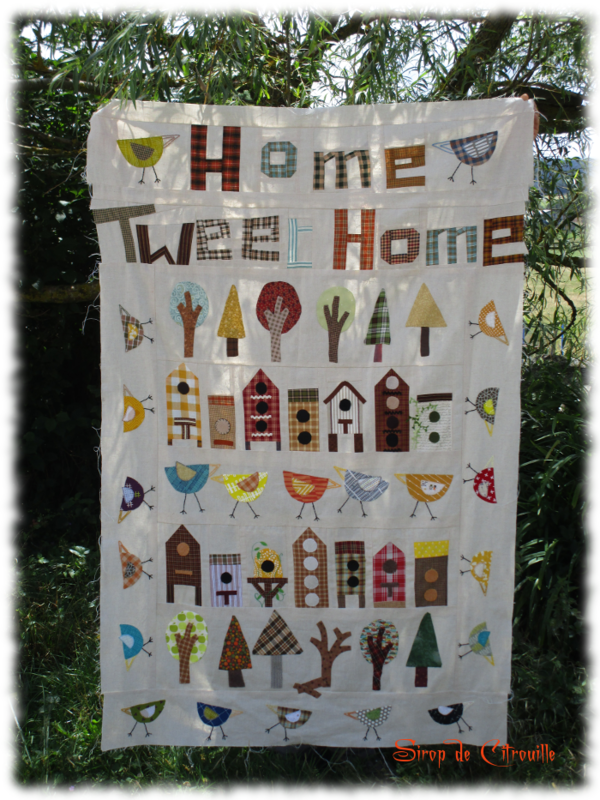 Home Tweet Home top fini
