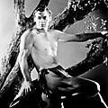 Tarzan as johnny weismuller