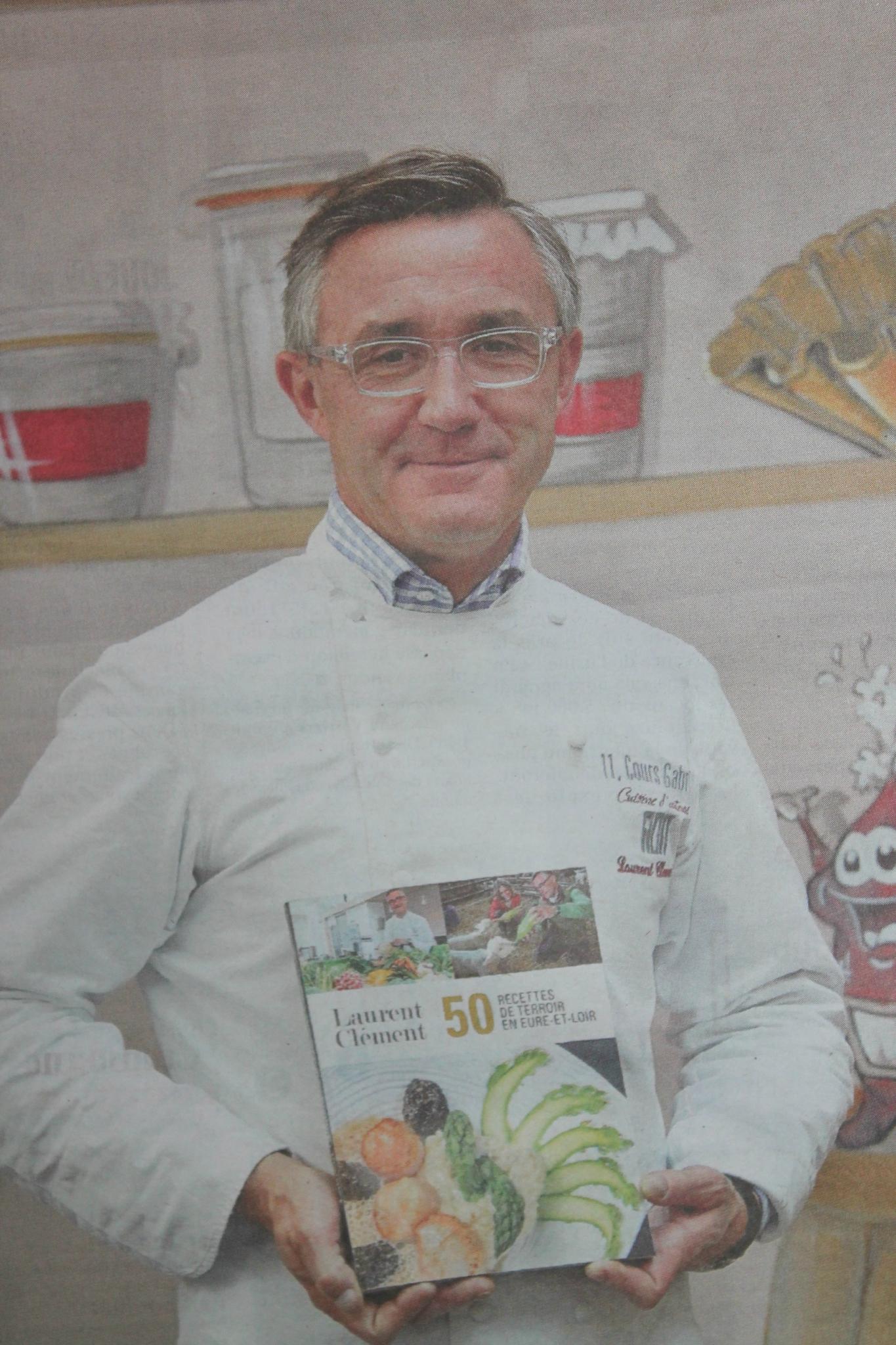 50 recettes de terroir en eure et loir les folies de - Cours cuisine chartres ...