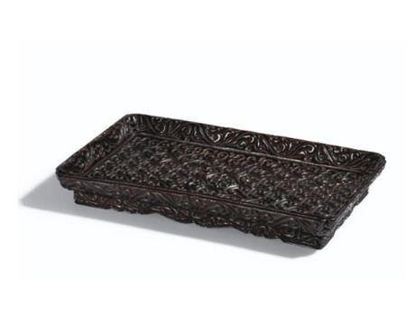 A_BLACK_LACQUER__GURI__TRAY_