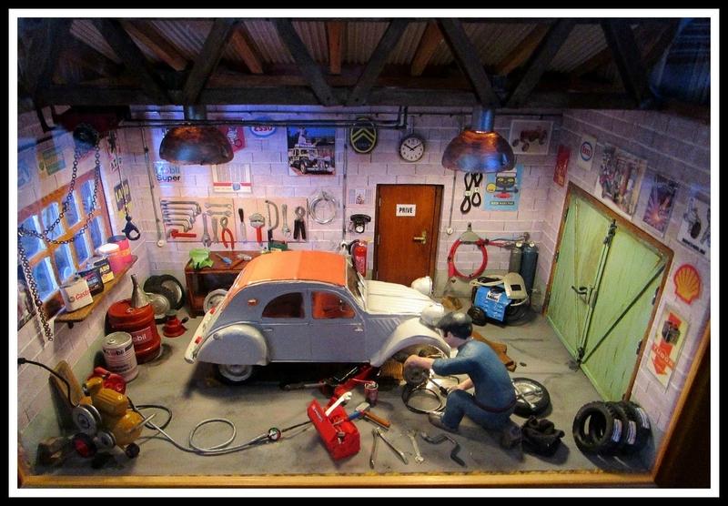 Le garage 1960 1