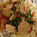 Salade nord-sud