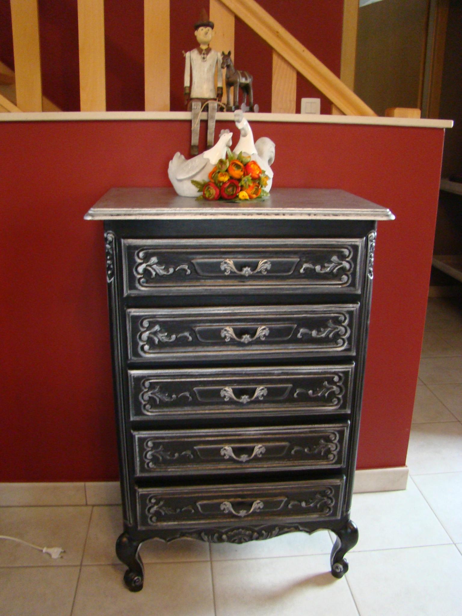 Relooking meubles int rieur for Meuble ancien du quebec