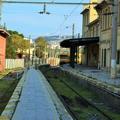 En gare d'haydarpasa