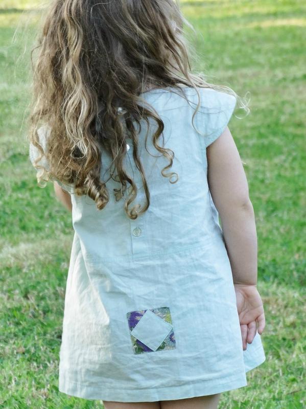 Viguialca_Robe petite fille en chambray_défilé8 (959x1280)