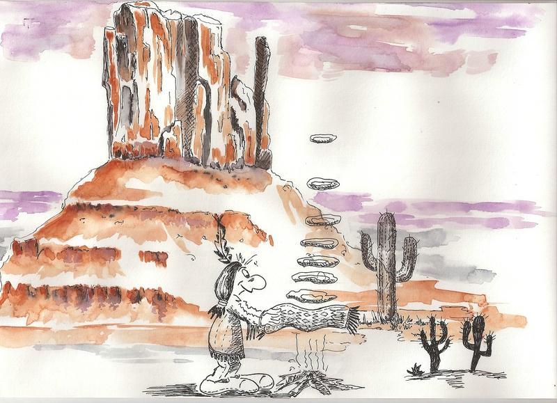 n°72-défi 144-qq chose ds un western