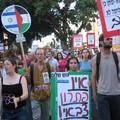 4è manifestation en israël contre la guerre au liban