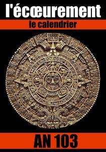 Couverture calendrier écoeuré an 103