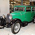 BUGATTI type 40 berline 1928 Mulhouse (1)