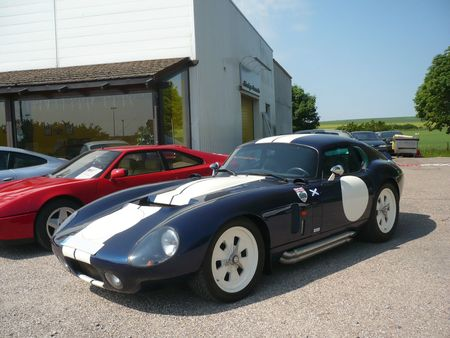 SUPERFORMANCE Shelby Cobra Daytona coupé Solgne (1)