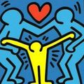 Keith-Haring-Sans-titre--Logo-Against-Family-Violence---1989-134612