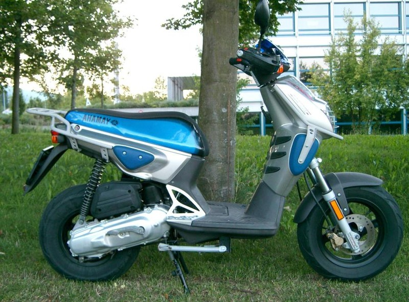 a vendre scooter yamaha slider annonces. Black Bedroom Furniture Sets. Home Design Ideas