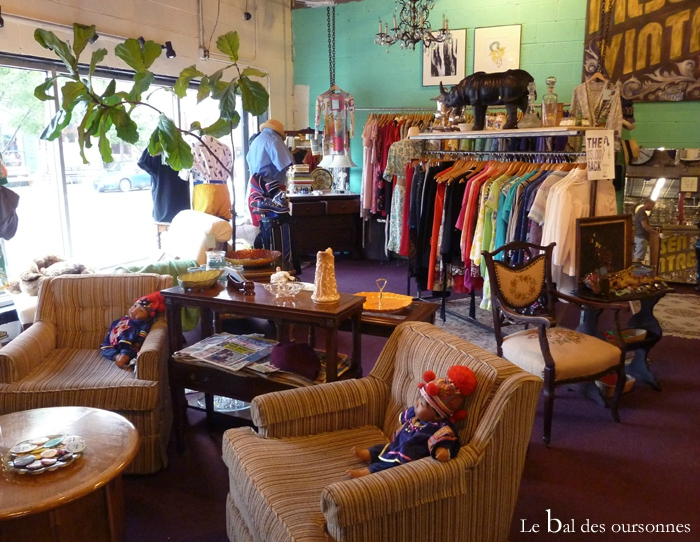 99 Blog Pilsen Vintage & Thrift Chicago Vintage Shop Magasin Brocante