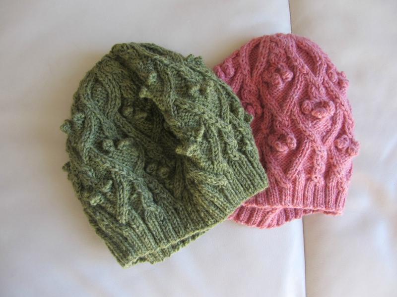 bonnet laurel brooklyn tweed cascade 220