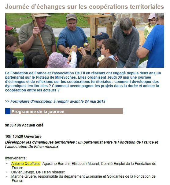 2013 coopérations territoriales