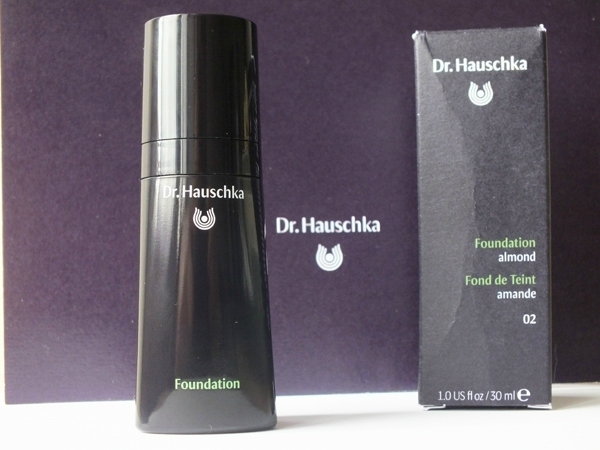 7 Maquillage Make-Up Dr Hauschka FOnd de Teint Amande