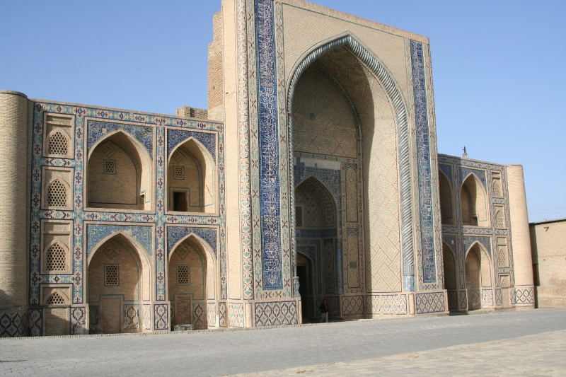 photo OUZBEKISTAN octobre 2006 202