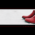 les bottines rouges