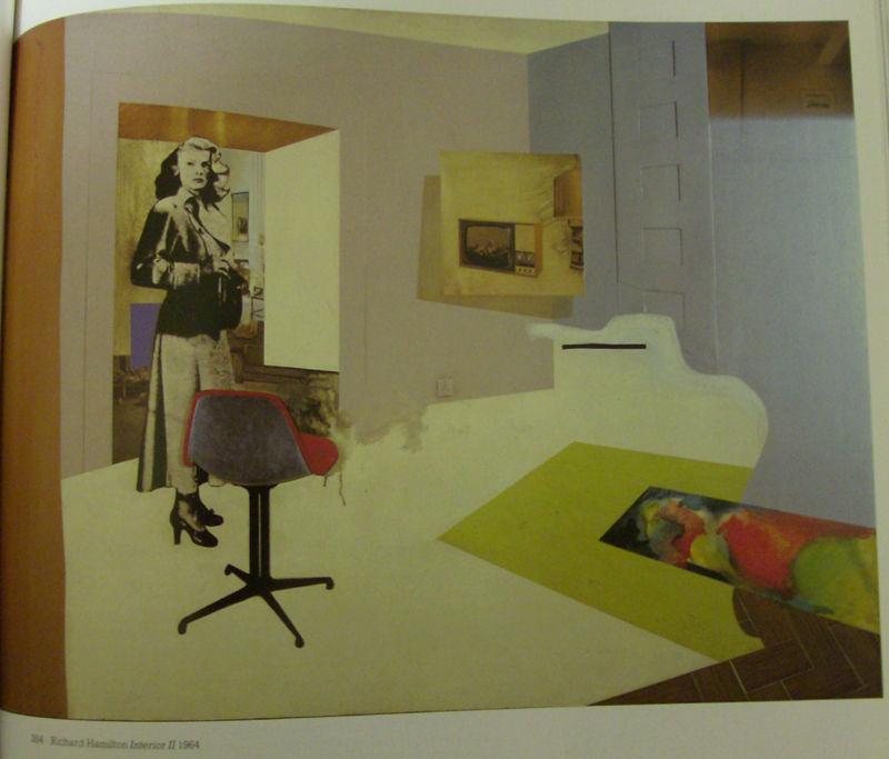 Richard Hamilton, Intérieur n°2, 1964