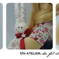 photo détails et couleurs poupée lily