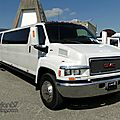Gmc c4500 topkick by pinnacle limousine