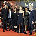 Catching Fire Premiere Madrid10