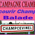 5° balade a champcevinel