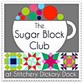 Snow blossom -sugar block club -january