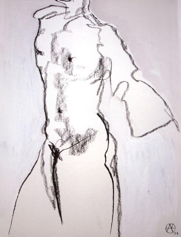 2004_Noureïev Crayon